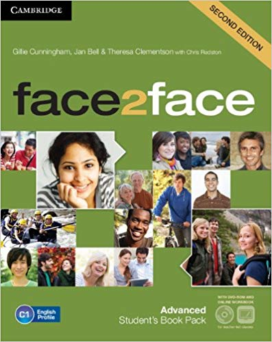Підручник Face2face 2nd Edition Advanced Student's Book with DVD-ROM and Online Workbook Pack