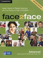 Face2face 2nd Edition Advanced Testmaker CD-ROM and Audio CD - фото обкладинки книги