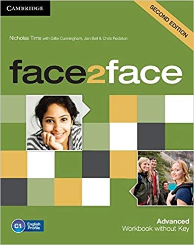 Робочий зошит Face2face 2nd Edition Advanced Workbook without Key