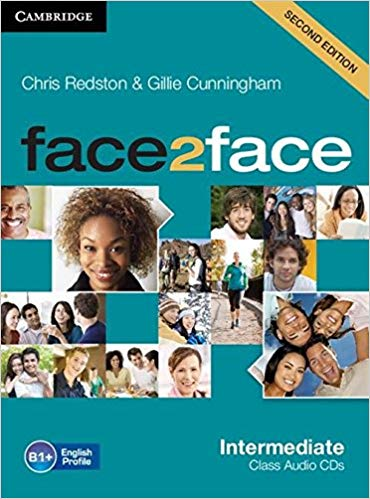Аудіодиск Face2face 2nd Edition Intermediate Class Audio CDs