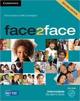 Підручник Face2face 2nd Edition Intermediate Student's Book with DVD-ROM