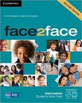 Face2face 2nd Edition Intermediate Student's Book with DVD-ROM and Online Workbook Pack - фото книги