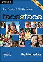 Підручник Face2face 2nd Edition Pre-intermediate Class Audio CDs