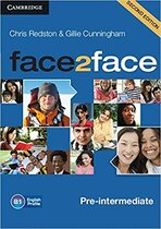 Аудіодиск Face2face 2nd Edition Pre-intermediate Class Audio CDs