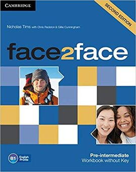 Face2face 2nd Edition Pre-intermediate Workbook without Key - фото книги