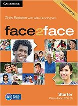 Робочий зошит Face2face 2nd Edition Starter Class Audio CDs