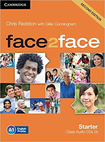 Аудіодиск Face2face 2nd Edition Starter Class Audio CDs