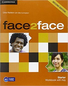 Face2face 2nd Edition Starter Workbook with Key - фото книги