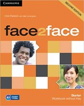 Face2face 2nd Edition Starter Workbook without Key - фото обкладинки книги