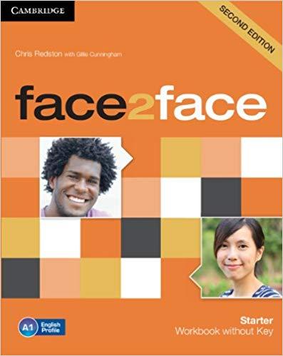 Робочий зошит Face2face 2nd Edition Starter Workbook without Key