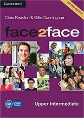 Face2face 2nd Edition Upper Intermediate Class Audio CDs - фото обкладинки книги