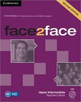 Face2face 2nd Edition Upper Intermediate Teacher's Book with DVD