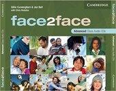 Face2face Advanced Class Audio CDs (3) - фото обкладинки книги