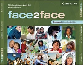 Face2face Advanced Class Audio CDs (3) - фото книги