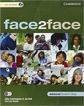 Аудіодиск Face2face Advanced SB+CD-ROM