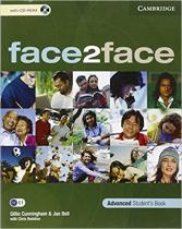 Аудіодиск Face2face Advanced SB+CD-ROM