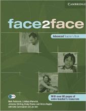 Face2face Advanced TB - фото обкладинки книги