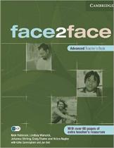 Аудіодиск Face2face Advanced TB