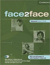 Робочий зошит Face2face Advanced TB