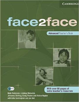Face2face Advanced TB - фото книги