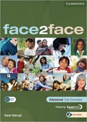 Face2face Advanced Test Generator CD-ROM - фото обкладинки книги