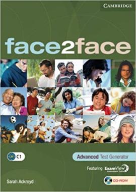 Face2face Advanced Test Generator CD-ROM - фото книги