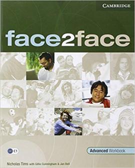 Робочий зошит Face2face Advanced Workbook with Key