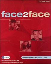 Face2face Elementary TB - фото обкладинки книги