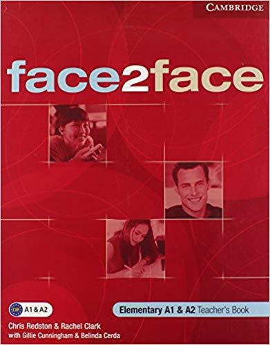 Книга для вчителя Face2face Elementary TB