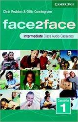 Face2face Intermediate Class Audio CASSETES Set(3) - фото обкладинки книги