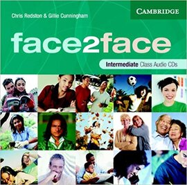 Face2face Intermediate Class Audio CDs (3) - фото книги