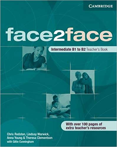 Книга для вчителя Face2face Intermediate TB