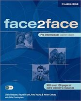 Аудіодиск Face2face Pre-Intermediate TB