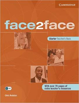 Face2face Starter TB - фото книги