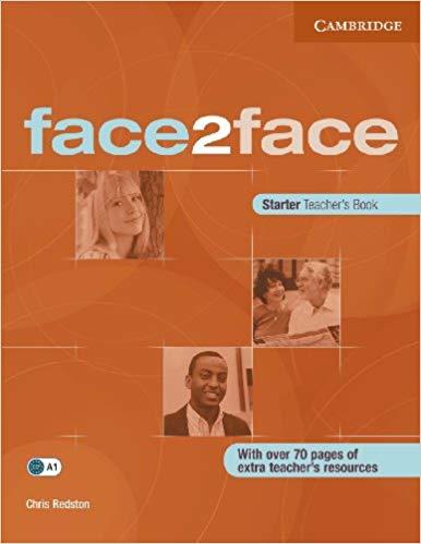Книга для вчителя Face2face Starter TB