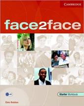 Face2face Starter Workbook with Key - фото обкладинки книги