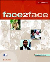 Підручник Face2face Starter Workbook with Key