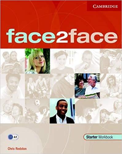 Робочий зошит Face2face Starter Workbook with Key