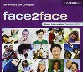 Face2face Upper Intermediate Class Audio CDs (3) - фото обкладинки книги