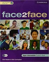 face2face Upper Intermediate Student's Book with CD-ROM/Audio CD - фото обкладинки книги