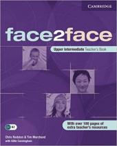 Face2face Upper  Intermediate TB - фото обкладинки книги