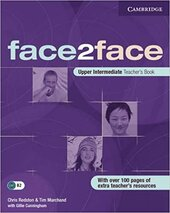 Підручник Face2face Upper  Intermediate TB
