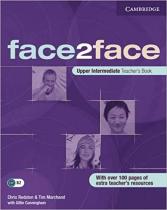 Робочий зошит Face2face Upper  Intermediate TB
