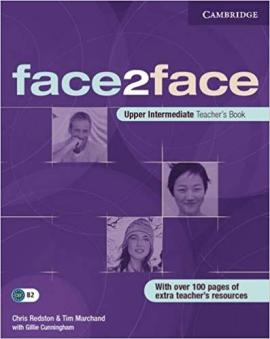 Face2face Upper  Intermediate TB - фото книги