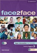 Аудіодиск Face2face Upper  Intermediate Test Generator CD-ROM