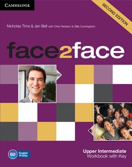 Face2face Upper Intermediate Workbook with Key - фото книги