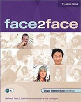 Аудіодиск Face2face Upper  Intermediate  Workbook with Key