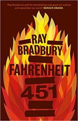 Fahrenheit 451 - фото обкладинки книги