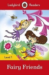 Fairy Friends - Ladybird Readers Level 1 - фото обкладинки книги