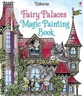 Fairy Palaces. Magic Painting Book - фото обкладинки книги